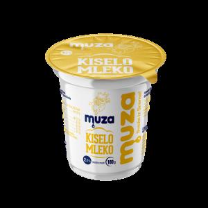 MUZA Kiselo mleko 180g casa t3